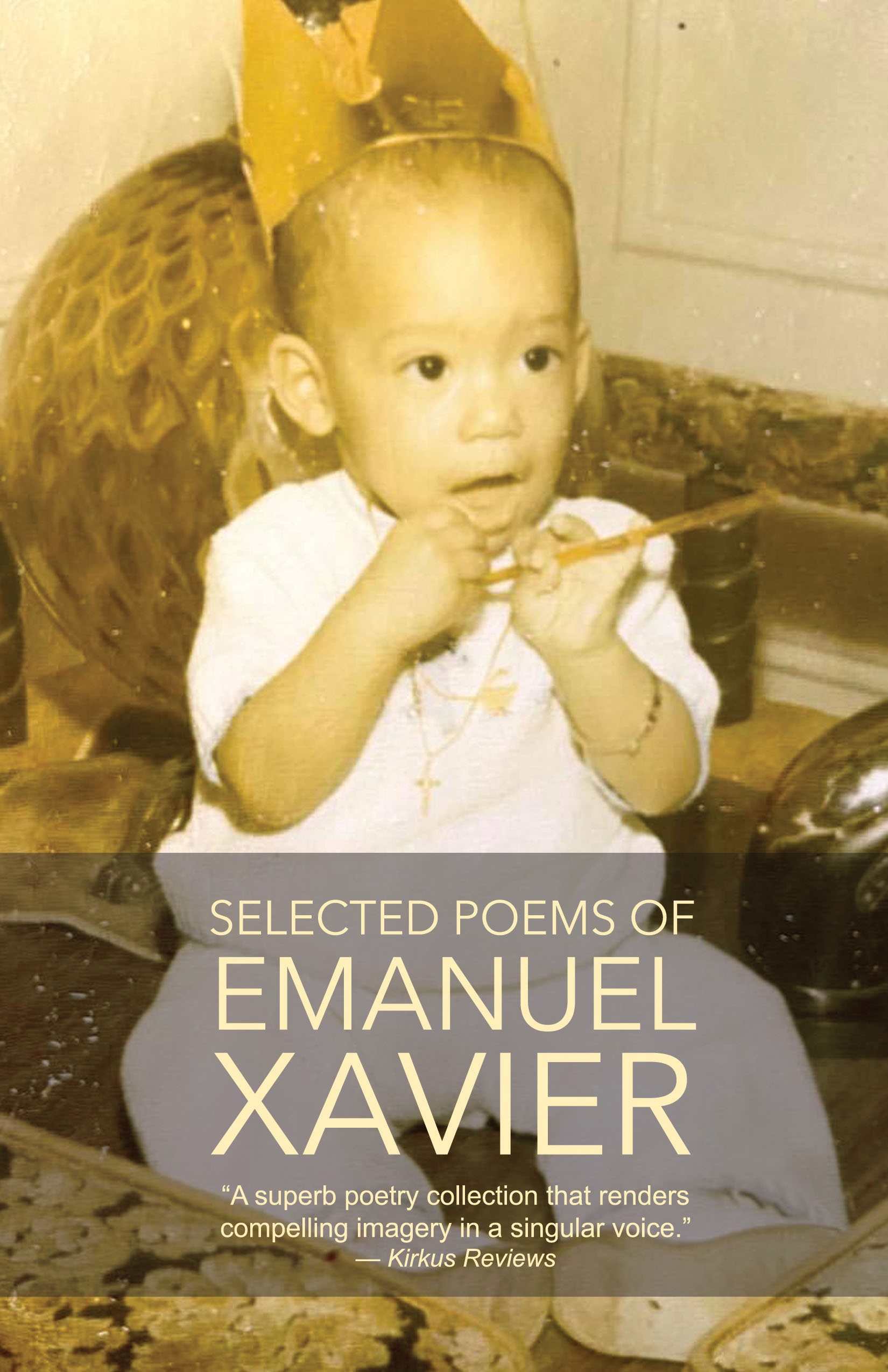 Radiance on The Other Side of Struggle: Selected Poems of Emanuel Xavier image