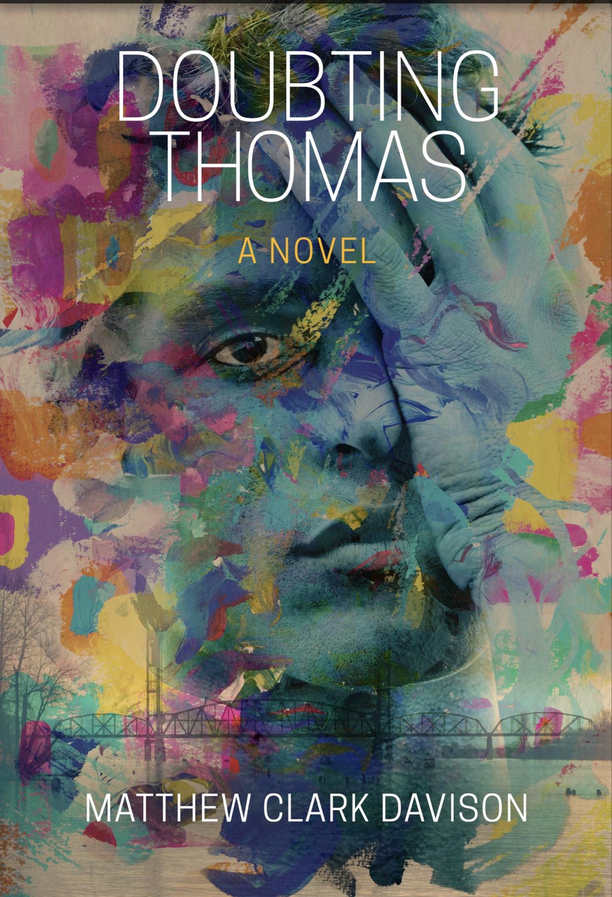 Excerpt of Matthew Clark Davison's Doubting Thomas image
