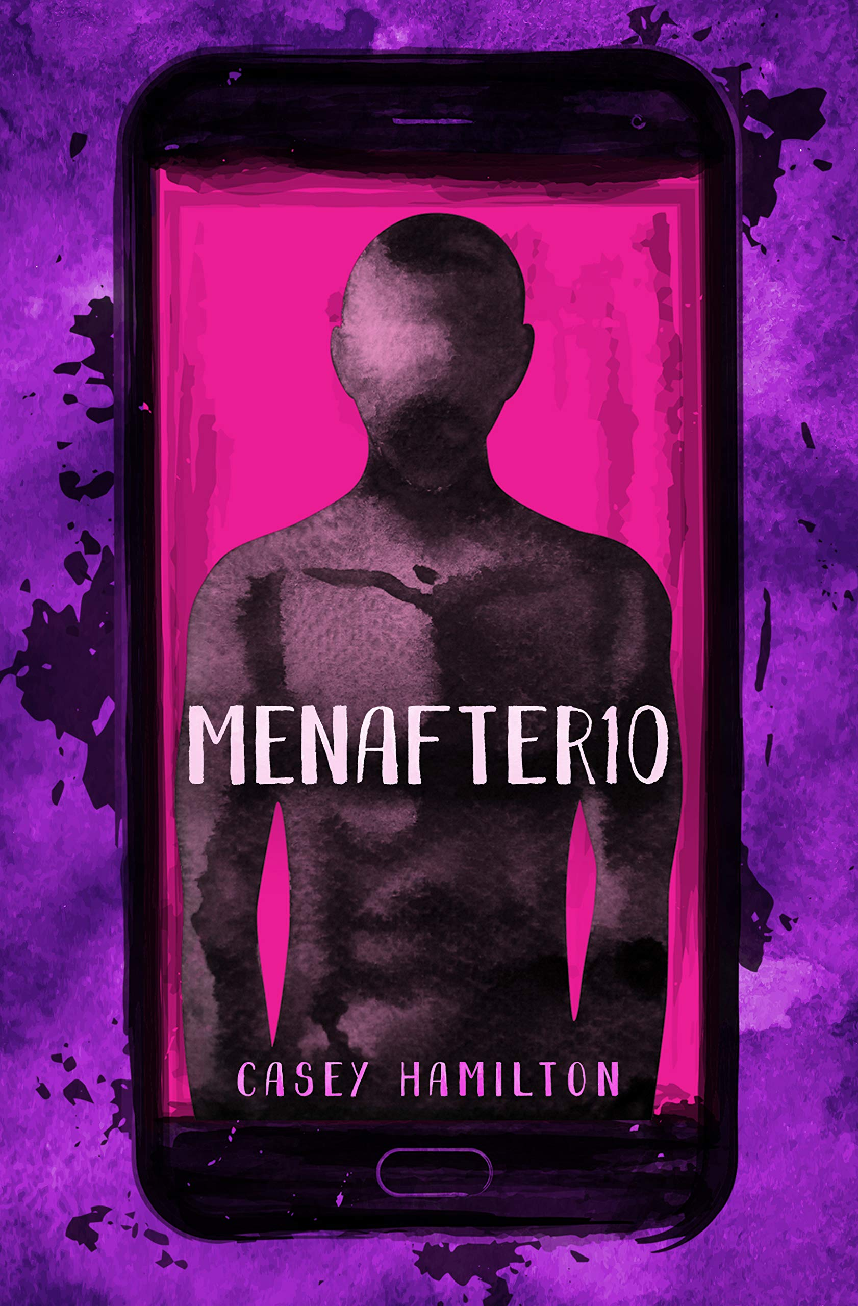 Two Black Queer Men Talking: Gar McVey-Russell Chats With Casey Hamilton About His Debut Novel MENAFTER10 image