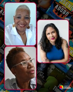 """""""Let it bother me? Not so's you'd notice."""" Three Queer Women of Color Writers Talk Crime Fiction image"""