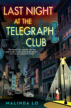Last Night at the Telegraoh Club